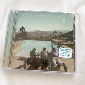 Accessories - Jonas brothers happiness begins CD